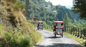 Dolce Via, premier territoire touristique d'excellence sélectionné