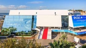Delta Drone au Palais des festivals de Cannes