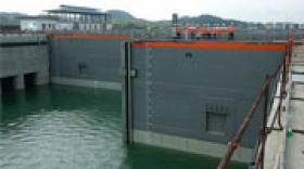 Les nouvelles écluses de Panama conçues par la CNR