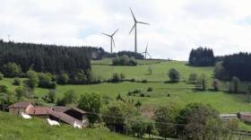 Le 12 septembre dernier, la Préfecture du Rhône avait approuvé la construction du parc éolien de Champ-Bayon, dont s'occupe CNR.