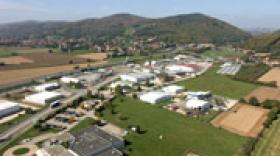 Le parc d'activités Bièvre Dauphine en plein développement