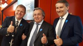 Bpifrance renouvelle son partenariat avec le LOU Rugby