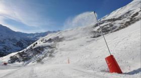Ces 3 dernières années, le domaine skiable de La Thuile a produit plus de 4,8 millions de kWh.