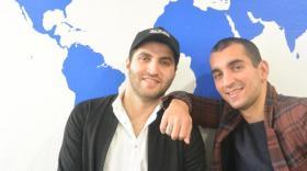 Serge Haroutiounian et Grégory Giovannon avaient fondé PermiGo.