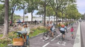 Réseau express vélo - bref eco