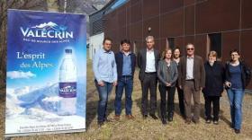 Ogeu reprend l'usine d'embouteillage de Valécrin