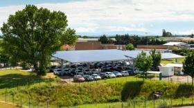 centrale photovoltaique mersen - bref eco