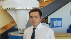 Oivier Jallabert, pdg d'Amplitude Surgical.