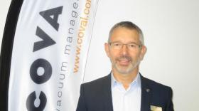 Michel Cecchin, président de Coval - bref eco