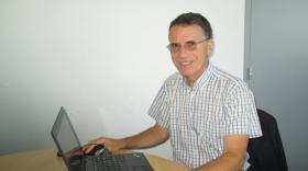 Alain Kerharo, directeur par intérim d'Epora.