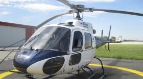 Hélicoptère de Jet Systems