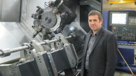 Philippe Saubin , le dirigeant de Marcel Industrie.