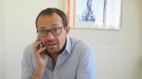 François Miribel, directeur général de MP Hygiène Brefeco.com