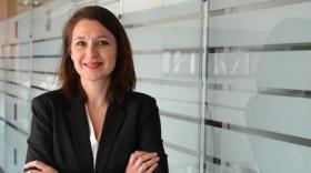 Nathalie Hassel, directrice de la Fondation April.