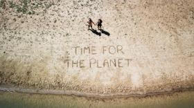 Déjà un million d'euros pour Time for the Planet