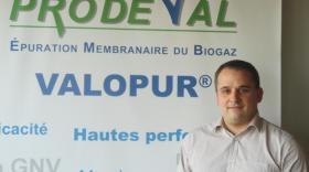 Sébastien Paolozzi, le dirigeant de Prodeval.