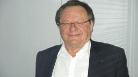 Pierre Rampa , président du groupe familial éponyme. - bref eco