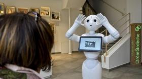 Pepper le robot