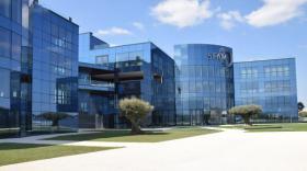 Le nouveau siège social de la SFAM à Romans-sur-Isère inauguré en septembre 2016.