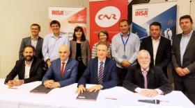 CNR et l'Insa lancent une chaire de recherche en hydroélectricité