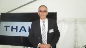 Laurent Portrait,  directeur du site de Thalès-Valence -brefeco