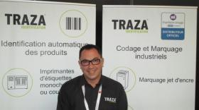 Sébastien Carteaux, directeur opérationnel de Traza France - bref eco