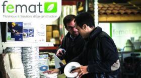 Femat a été créé en 2011 par Florian Brunet-Lecomte et Arnaud Sornay.