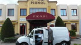 La Maison Pignol roule électrique