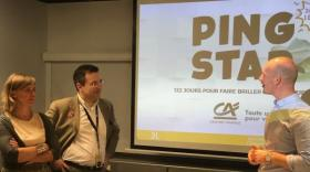 Digital League lance l'appel à candidature de Pingstar en Auvergne