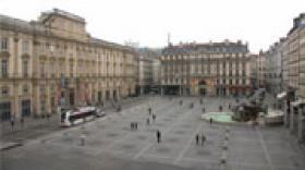 La requalification de la place des Terreaux de Lyon est officielle