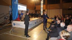 Laurent Wauquiez présente son plan d'avenir pour le Beaujolais