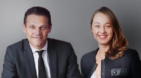 Laurent Favre et Félicie Burelle, brefeco.com