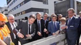 La plateforme photonique va sortir de terre à Grenoble