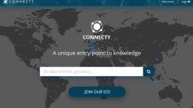 La première version de la plateforme Connecty vient d'être lancée.