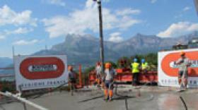 Contournement de Saint-Gervais-les-Bains : le pont est scellé