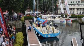 marina des St-Katharine Docks