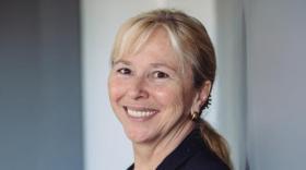 Elisabeth Ayrault, présidente de la CNR.
