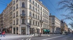 A Lyon, le fonds souverain d'Abu Dhabi vend sept immeubles de la rue de la République