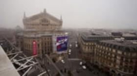 Prismaflex à l'Opéra Garnier