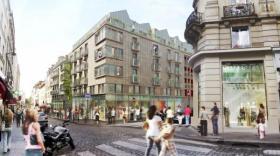 Construction BBC pour Paris Habitat