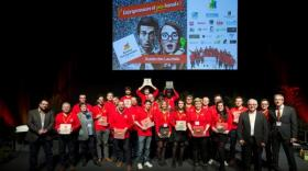 Réseau Entreprendre® Haute-Savoie fête ses lauréats 2017