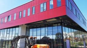 Centre de soins construit par R3i