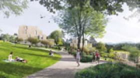 Charbonnières : cinq projets en compétition pour la reconversion du site de la Région