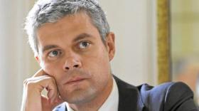 Le président du Conseil régional Auvergne-Rhône-Alpes, Laurent Wauquiez, a présenté la « structuration de la stratégie économique » régionale.