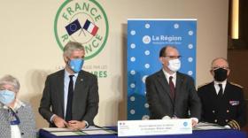 Plan de relance: trois milliards pour Auvergne-Rhône-Alpes