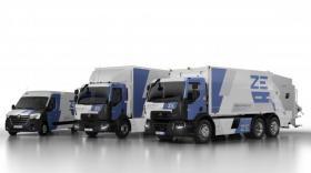 camions électriques Renault Trucks - bref eco