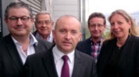 Top départ pour le Réseau Logistique Auvergne Rhône-Alpes