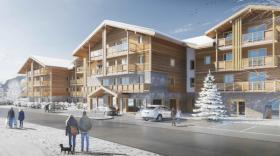 Bientôt une nouvelle résidence de tourisme à Samoëns