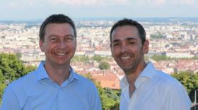 Christophe Minodier et Olivier Lebleu  Runnin'City - bref eco