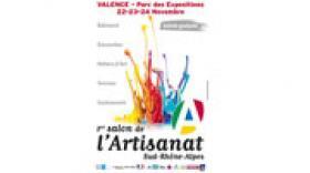 1er Salon de l'Artisanat Sud Rhône-Alpes à Valence